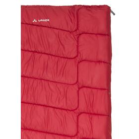 VAUDE Navajo 500 XL Syn Sleeping Bag dark indian red